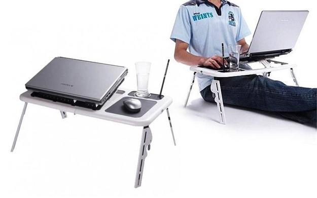 Mesa plegable para el ordenador descuento 62 16 oferplan oferplan diario vasco - Mesa ordenador oferta ...