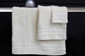 Juego de 3 toallas de algodón