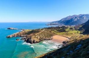 Escapada para 2 a la costa de Cantabria
