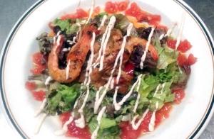 Exquisito menú entre Usurbil y Aginaga, un entorno espléndido para pasar el día