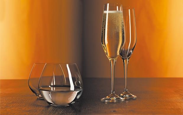 Pack de 2 copas de cristal bohemia por 3 oferta con for Copas bohemia
