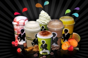 """Smoothies y Frappes """"take away"""""""