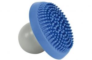 Cepillo masaje con dosificador para champú