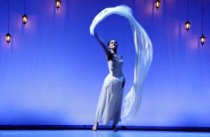 Danza Oriental: Intensivo iniciación de 4h