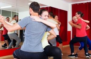 1 mes de clases de bailes latinos, salsa, bachata, kizomba o zumba