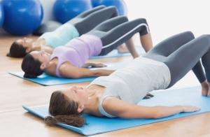 8 clases de pilates al mes