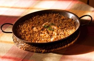 Menú degustación de cocina catalana