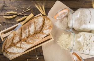 Taller de pan ecológico artesano