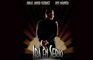 """El debut de Jorge Javier Vázquez como actor: """"Iba en serio"""""""