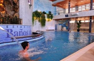 Relax en Baños de Fitero: 2, 3 o 4  noches en MP