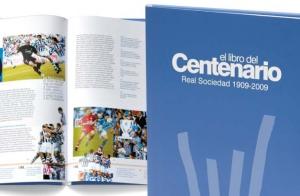 Libro del centenario de la Real Sociedad
