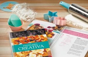 Libro de Recetas Pastelería Creativa