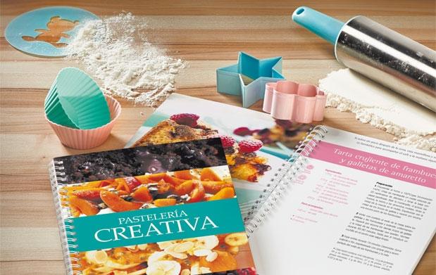 libro de recetas pasteler237a creativa por 2 � oferta con