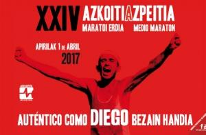 Inscripción a la Media Maratón Azkoitia-Azpeitia