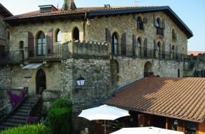 Propuesta gastronómica en un antiguo palacio del siglo XIV-XV