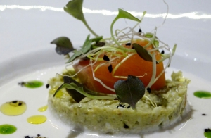 """Espectacular menú en """"La Fábrica"""""""