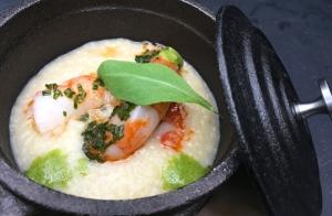 Disfruta del menú de invierno de Fagollaga