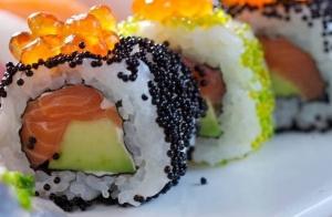 Taller de sushi + cata: varios niveles