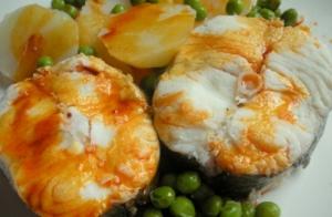 Exquisito menú a un paso de La Concha