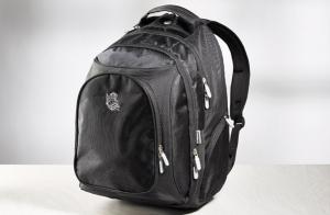 La mochila de la Real