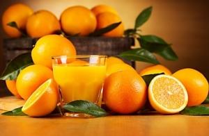 Naranjas Navelane de zumo
