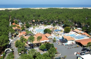 Camping Village Resort & Spa Le Vieux Port  5* en el Puente de Mayo