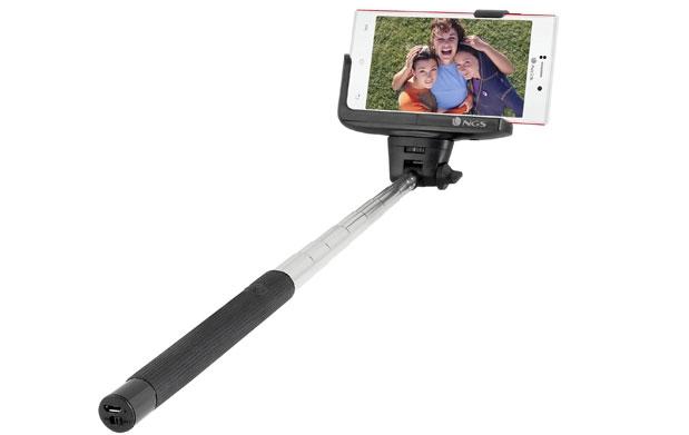 palo selfie bluetooth para smartphones por 1195
