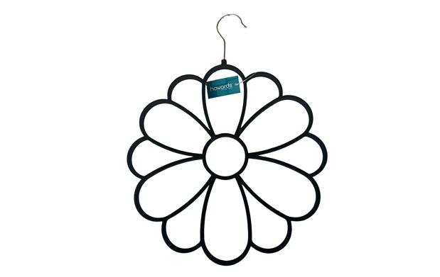 Percha flor para pa uelos descuento 29 - Percha para panuelos ...