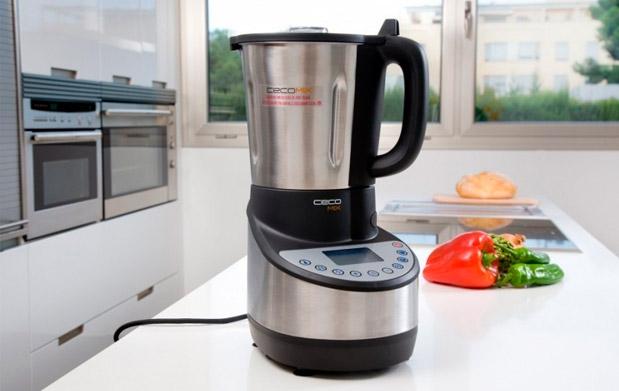 Robot de cocina cecotec cecomix por 125 oferta con for Robot de cocina oferta