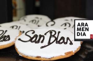 Taller especial dulces de San Blas