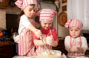 Divertido taller de pasteleria para tus hijos
