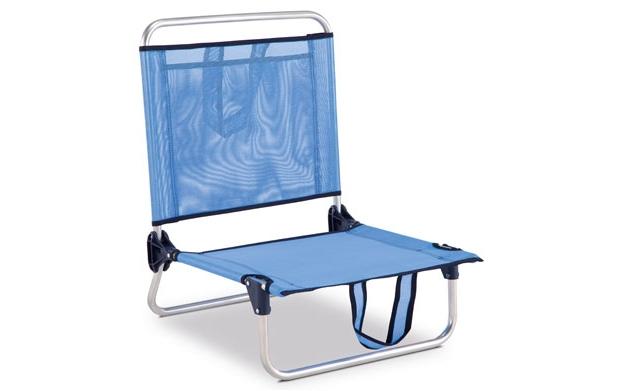 silla de playa plegable por 18 � oferta con descuento