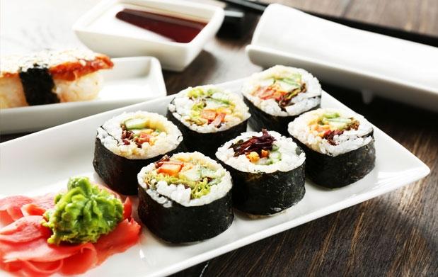 Bandeja de sushi de 15 o 24 piezas por 9 9 oferta con descuento 50 ofertas en gipuzkoa - Bandejas para sushi ...