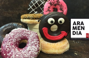 Taller de donuts para disfrutar en familia