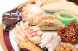 500 grs. de  surtido de dulces árabes ¡deliciosos!