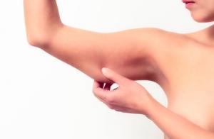 Reafirma tus brazos y tu abdomen