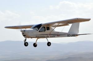 Curso práctico de vuelo, aprende a pilotar una avioneta
